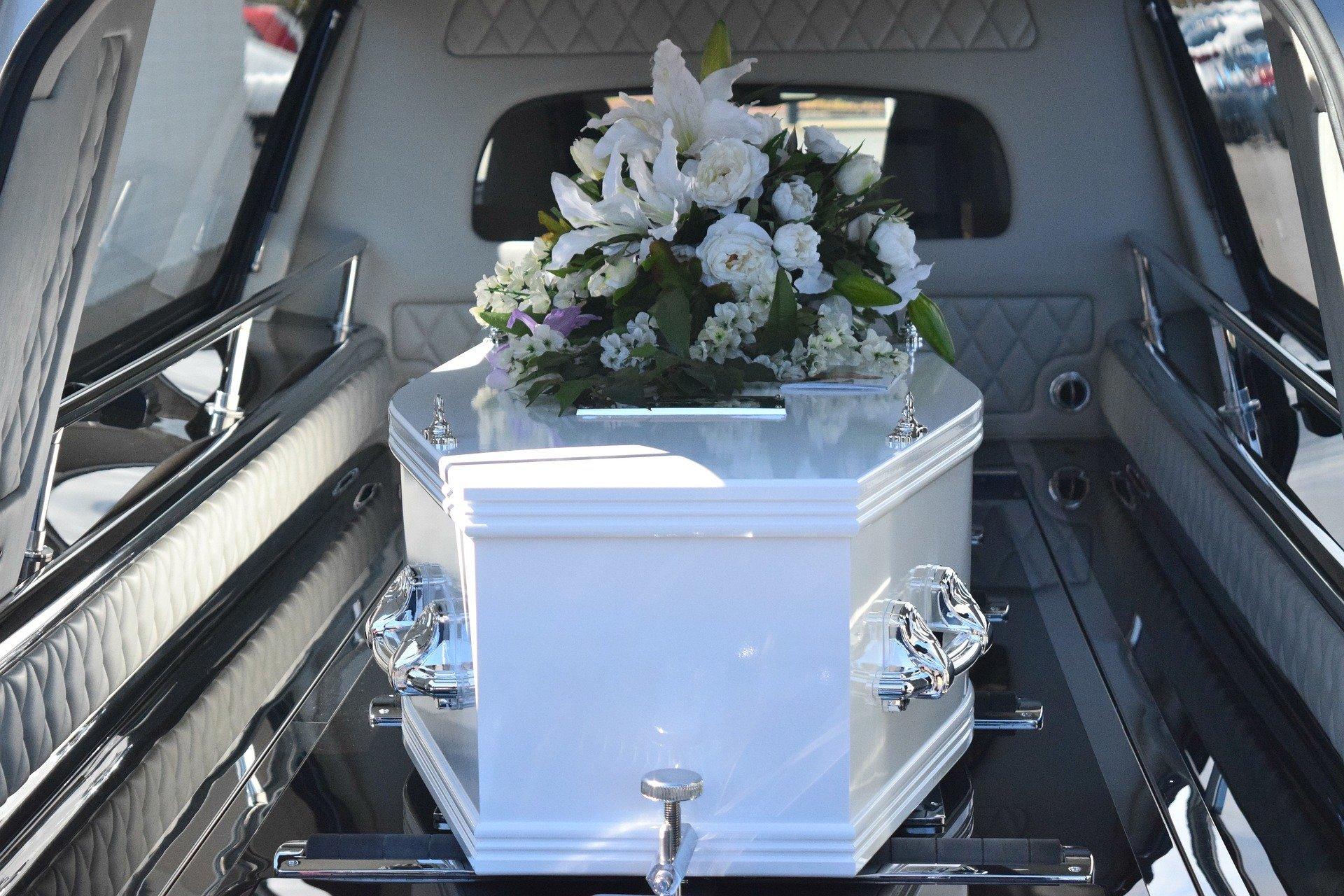 Ile trwa pogrzeb?